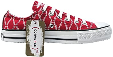 ffa617546471 Converse Unisex Adults  Women s Men s Chucks All Star Ox Low-Top ...
