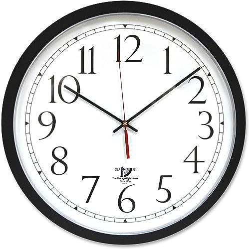 Chicago Lighthouse 14.5″ Self-Set Wall Clock ILC67800613