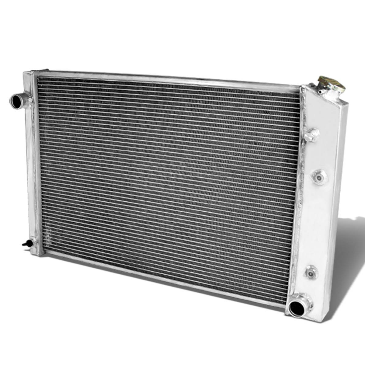 For Chevy//GMC C//K-Series 2-Row Full Aluminum Racing Radiator V8