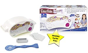 Easy Bake Ultimate Oven Gift Bundles for Boys and Girls, Little Chef Gifts, Birthday Gift Ideas for Kids, Holiday Presents (Oven + Recipes)