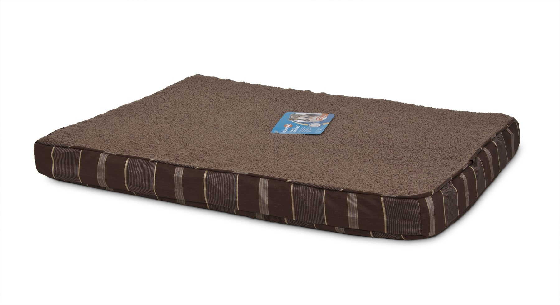 Petmate Deluxe Orthopedic Dog Bed 27'' L x 36'' W x 3.5'' H Assorted Colors
