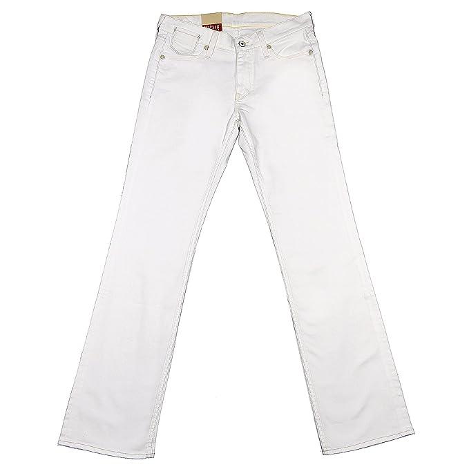 857b5b5c5f7c Mustang, 3580-5479-200 Girls Oregon, Damen Jeans, weiß, W 33 L 32 ...