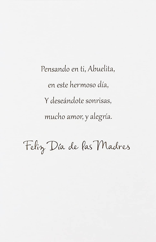 Amazon.com : Para Ti Abuelita / For You, Grandma - Feliz Dia de las ...