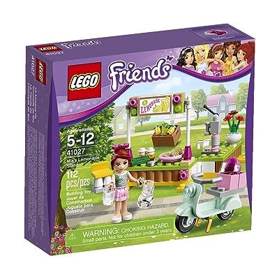Lego Friends 41027 Mia's Lemonade Stand: Toys & Games