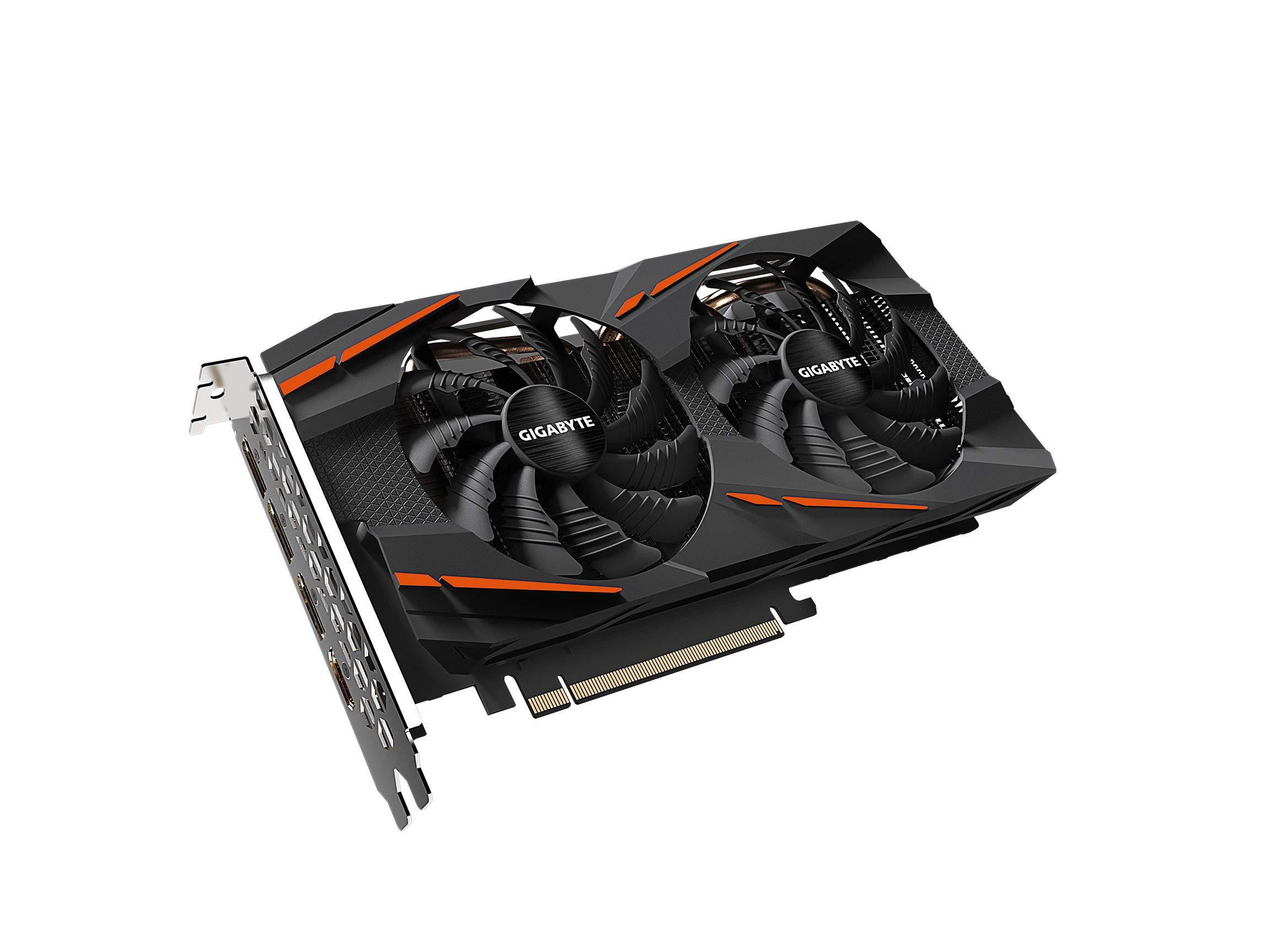 Tarjetas gráficas Gigabyte Radeon RX 580 Gaming 8GB GV-RX580GAMING-8GD REV2.0