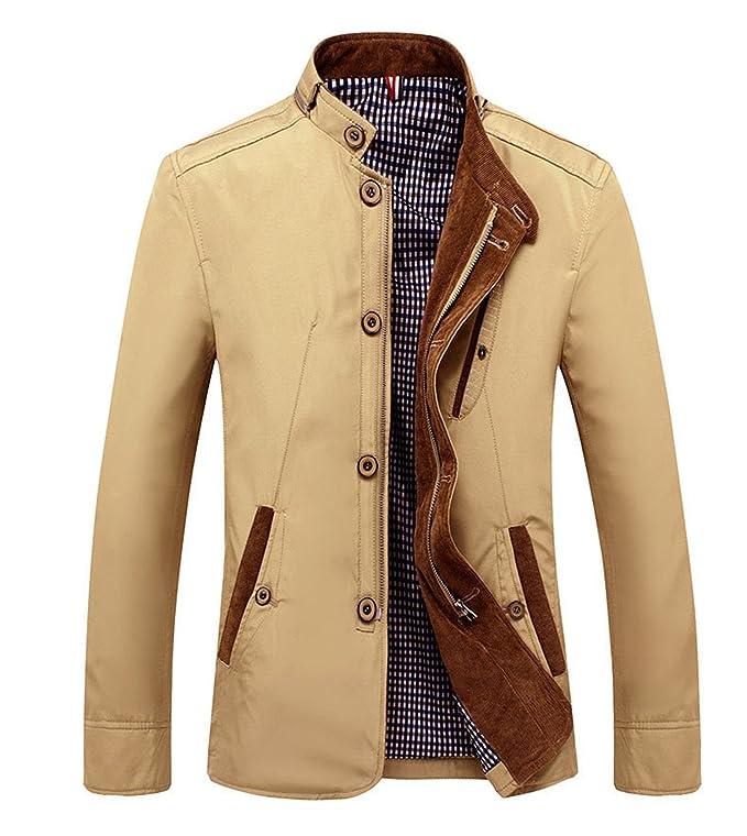 Wanyesta Spring Men Casual Thin Jacket Mens Comfortable Slim Fit Blazer Jacket at Amazon Mens Clothing store: