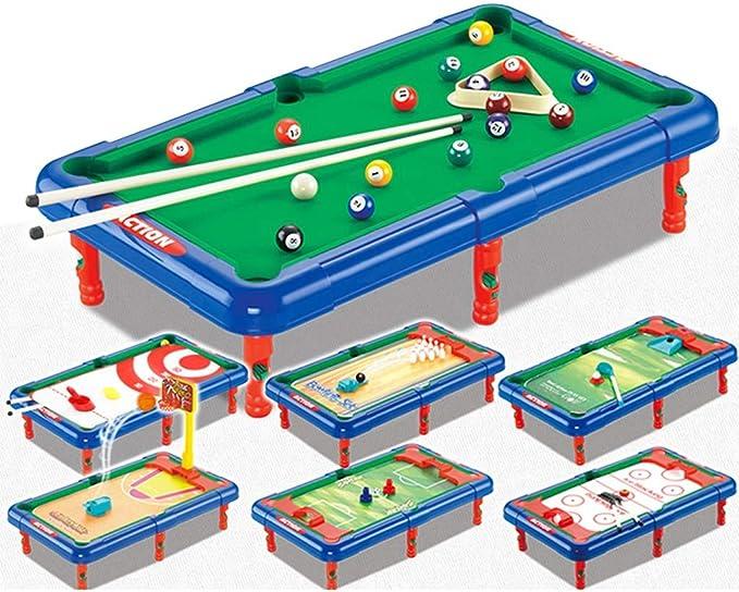 Mesa de billar Mini mesas de Billar Mesa De Plástico De Los Niños ...
