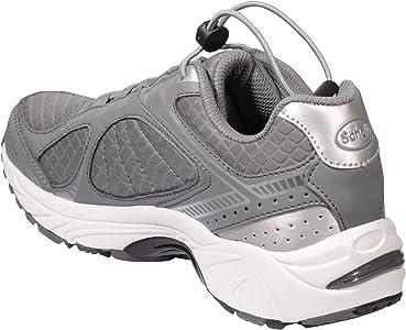 Scholl Deportivas Sprinter Easy Grigio 36: Amazon.es: Zapatos y complementos