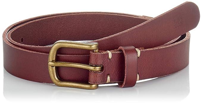 billig für Rabatt heiß-verkaufende Mode klassische Stile Scotch & Soda Herren Classic Leather Belt Gürtel