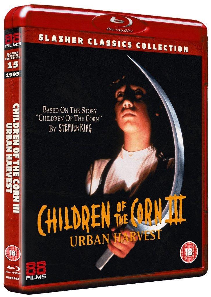 Children Of The Corn 3 - Urban Harvest Blu-ray Reino Unido ...