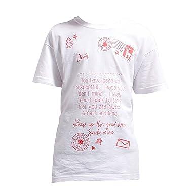 Lettre Au Pere Noel Personnalise.Christmas Shop T Shirt Lettre Au Pere Noel Personnalisable