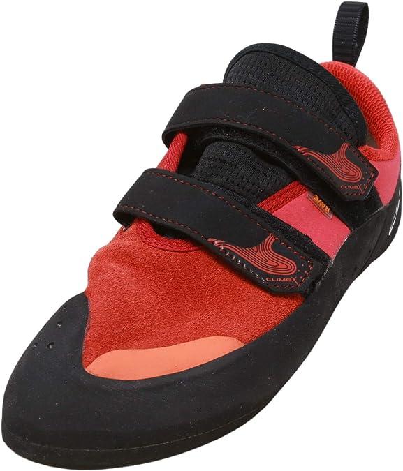 Climb X Rave Strap Climbing Shoes