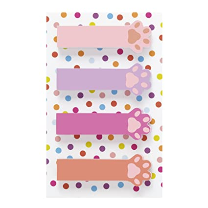 Amazon com: C R  Gibson Index Sticky Notes Sticky Note (SNF
