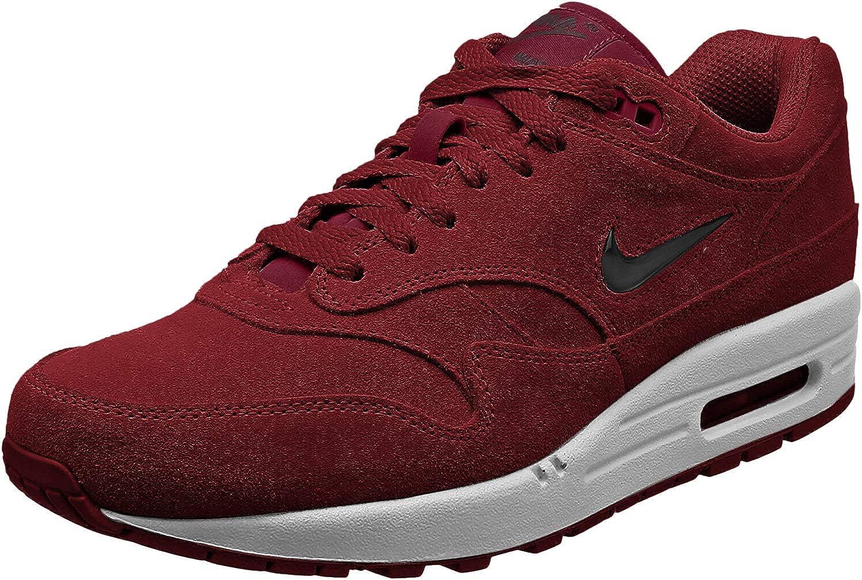 protesta Franco pecador  Amazon.com | Nike AIR MAX 1 Premium SC Mens Fashion-Sneakers  bstn_918354-600_8 - Team RED/MTLC Dark Grey-Dark Grey | Fashion Sneakers