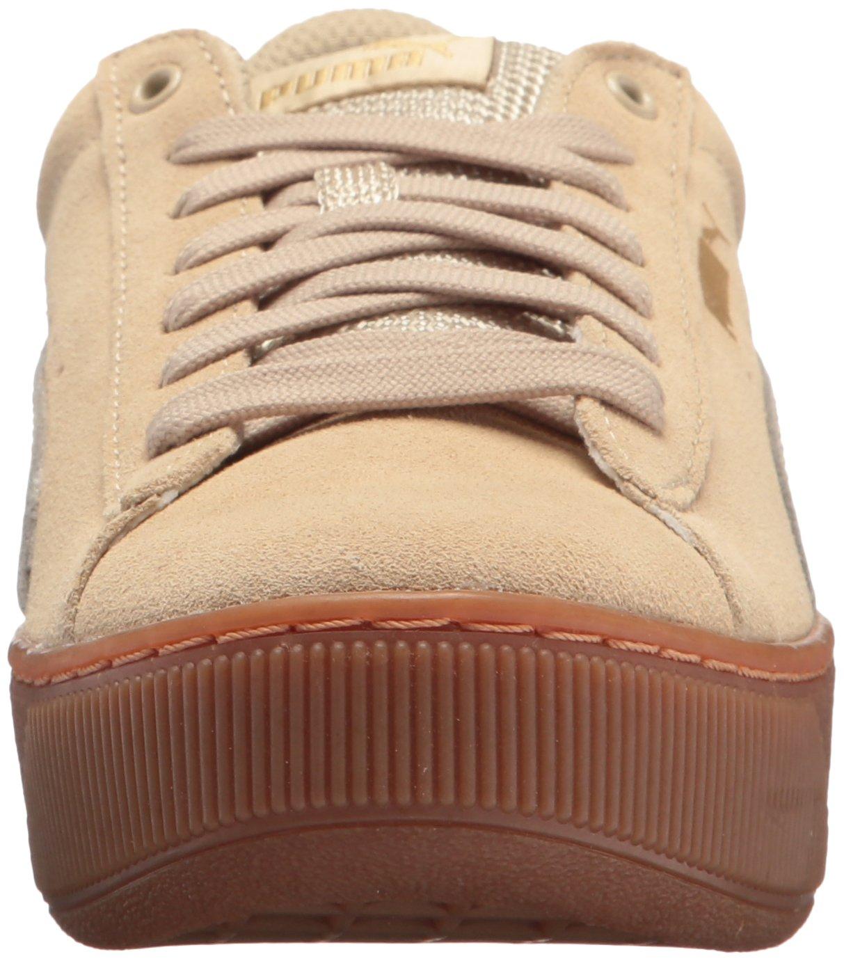 b5d4d131b283 ... PUMA Women s Vikky Platform Sneaker US