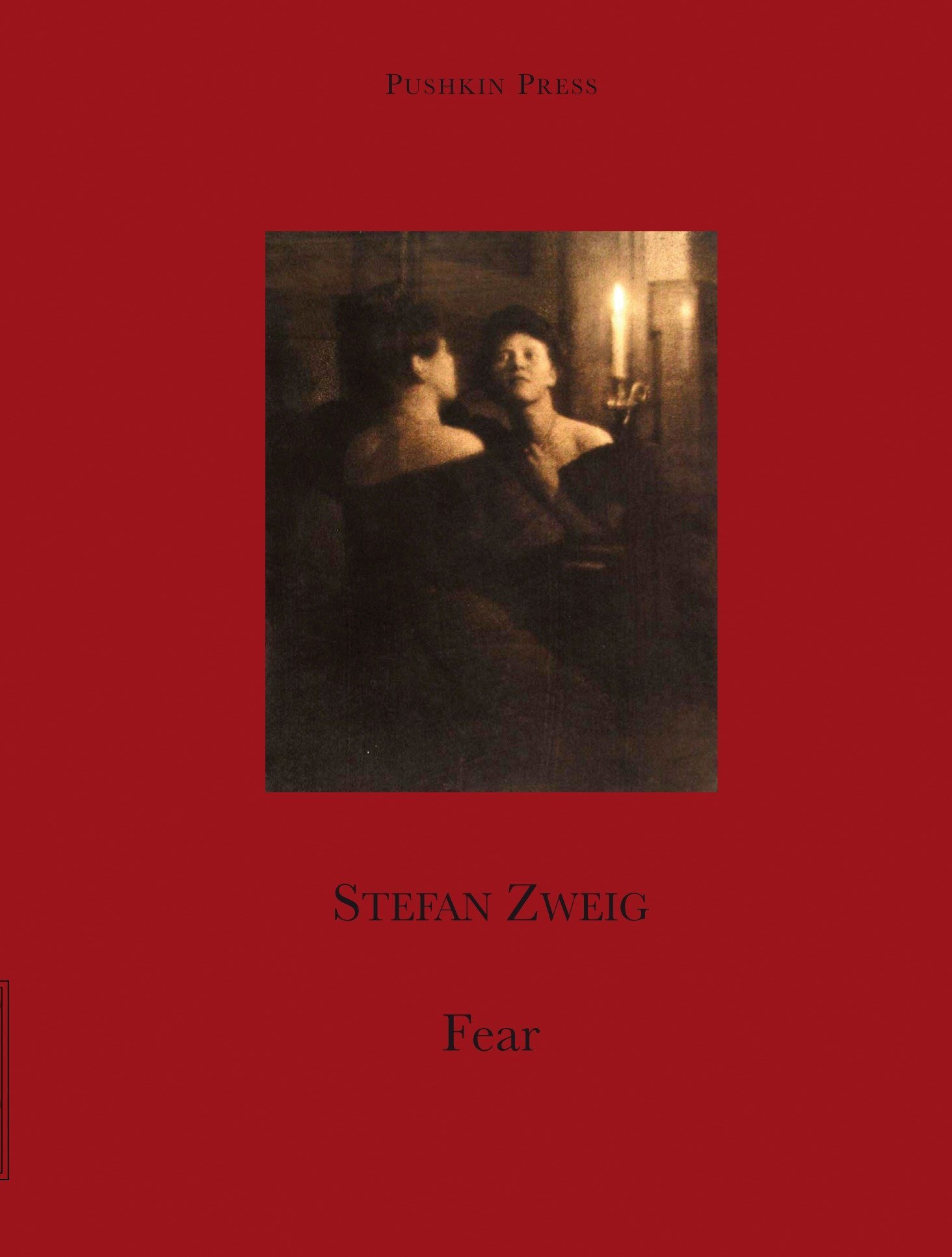 Read Online Fear (Pushkin Collection) ebook