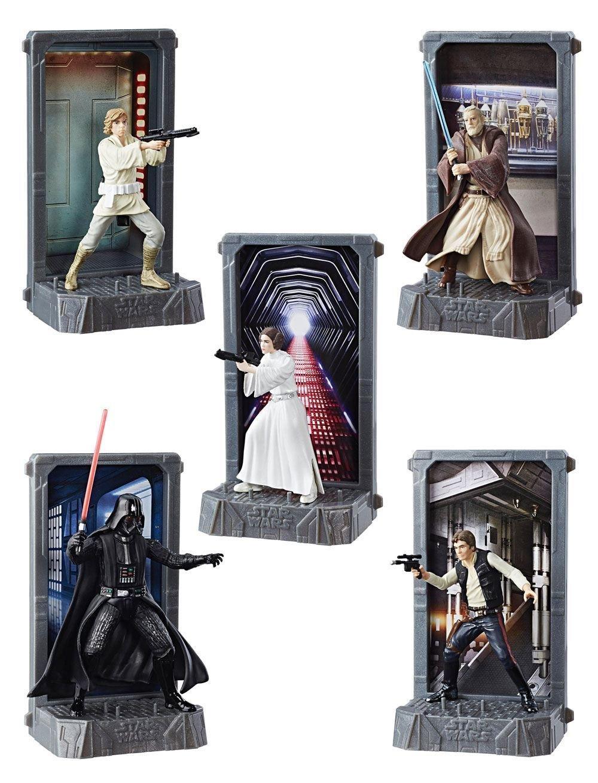 Star Wars Black Series 40th Anniversary Princess Leia Titanium Series Die Cast