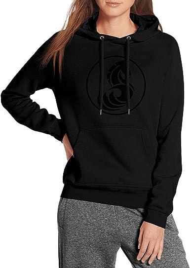 Casual Sweaters Women Long Sleeve Classic Beneteau-Logo Wool Warm Loose Pullover Hoodies