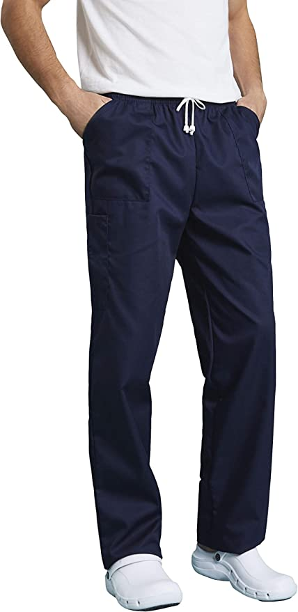 Pantalones Sanitarios Cargo Unisex para Hombre y Mujer - Pijama ...