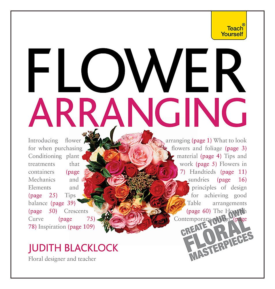 Read Online Get Started with Flower Arranging (Teach Yourself) ePub fb2 book