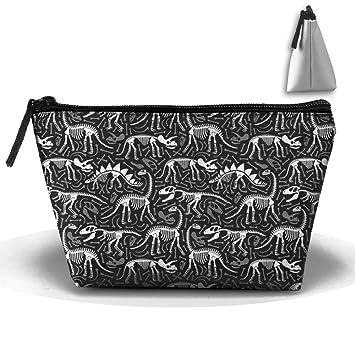 Amazon.com: Dinosaurios y huesos bolsa de viaje bolsa de ...