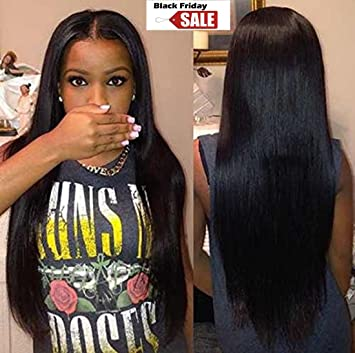 amazon com allove 7a virgin malaysian hair straight 3bundles