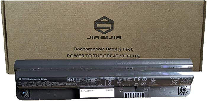 JIAZIJIA DB06XL Laptop Battery Replacement for HP Probook 11 EE G1 G2 Series HSTNN-IB6W HSTNN-W04C 796931-121 797430-001 796930-121 796930-141 796930-421 DB03 DB03036 11.1V 64Wh 5600mAh 6-Cell