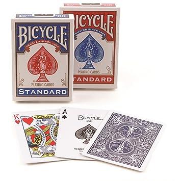 Bicycle Estándar índice Juego de Cartas