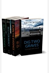 The Solomon Gray Series Box Set: Books 1 to 4: Four Gripping Books in a 250,000+ Selling Series! (Solomon Gray Box Set) Kindle Edition