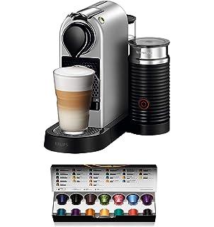 DeLonghi Nespresso Citiz EN267.BAE Cafetera con cápsulas ...