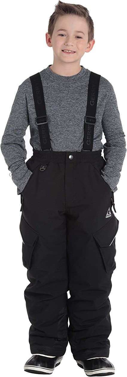 Gerry Boys Snow Pants Black
