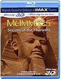 IMAX Mummies-Secrets of the Pharaohs (Blu-ray + Blu-ray 3D)
