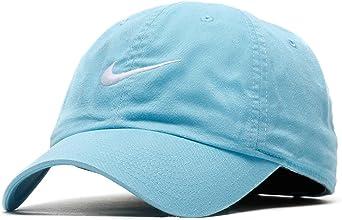 Nike Heritage 86-Swoosh Gorra de Tenis, Hombre, Azul (Vivid Sky ...