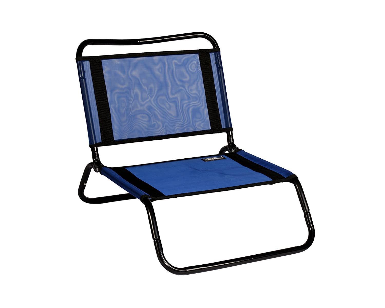 Amazon.com : TravelChair Original Mesh Folding Beach Chair : Camping Chairs  : Sports U0026 Outdoors