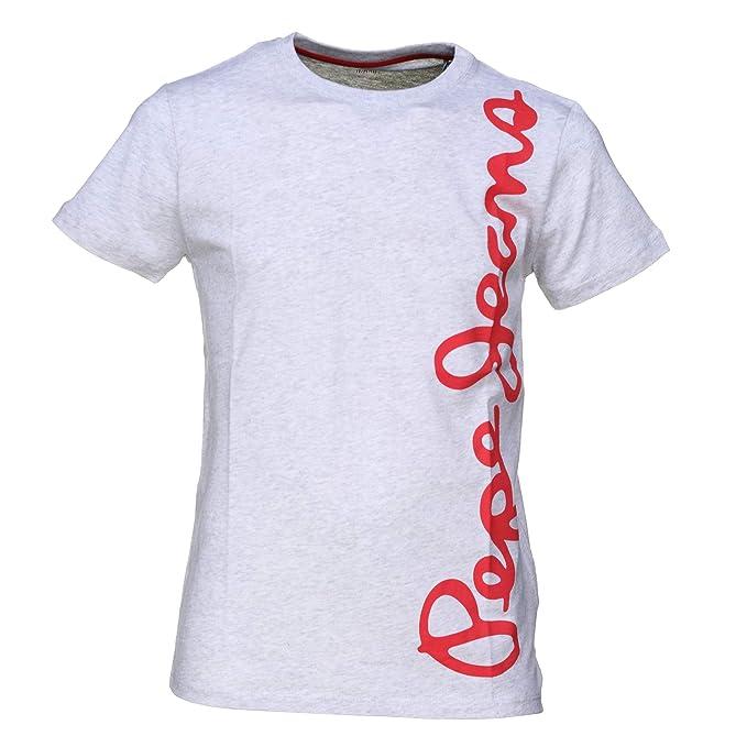 4402039669c5 Pepe Jeans Waldo Short T-Shirt Bambini e Ragazzi  Amazon.it  Abbigliamento