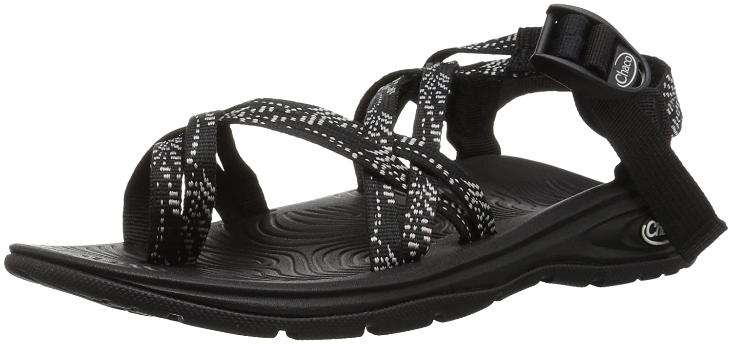 Chaco Women's Zvolv X2 Athletic Sandal B0721LX5FD 12 B(M) US|Dash Black