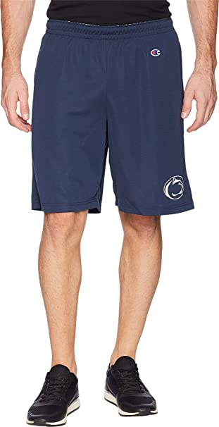 8341d2aa13ff4d Champion College Men s Penn State Nittany Lions Mesh Shorts Navy 1 Small ...