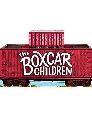 The Boxcar Children Bookshelf (The Boxcar Children Mysteries, Books 1-12)