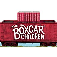 The Boxcar Children Bookshelf (The Boxcar Children Mysteries, Books 1-12)