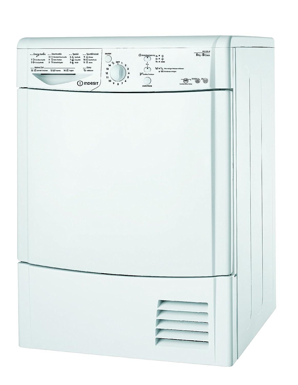 Indesit IDCL G5 B HR (DE) Kondenstrockner/B / 532 kWh/Jahr / 8 kg/inklusive Schuhtrockner/Elektronik / weiß [Energieklasse B]