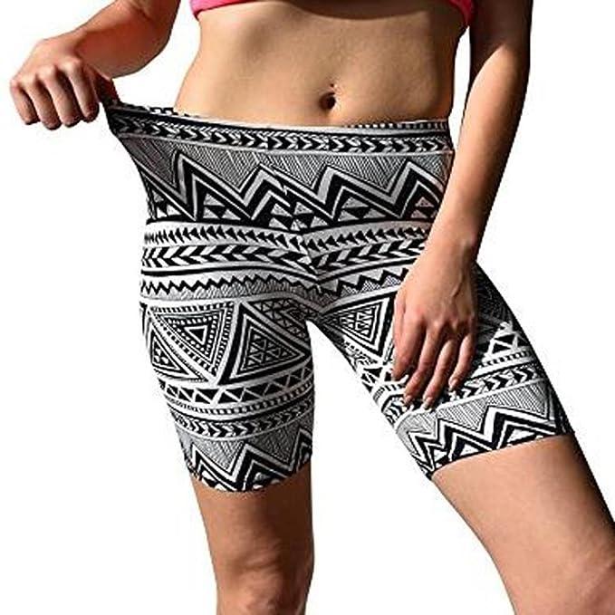 Amazon.com: JJLOVER - Pantalones cortos para mujer con ...
