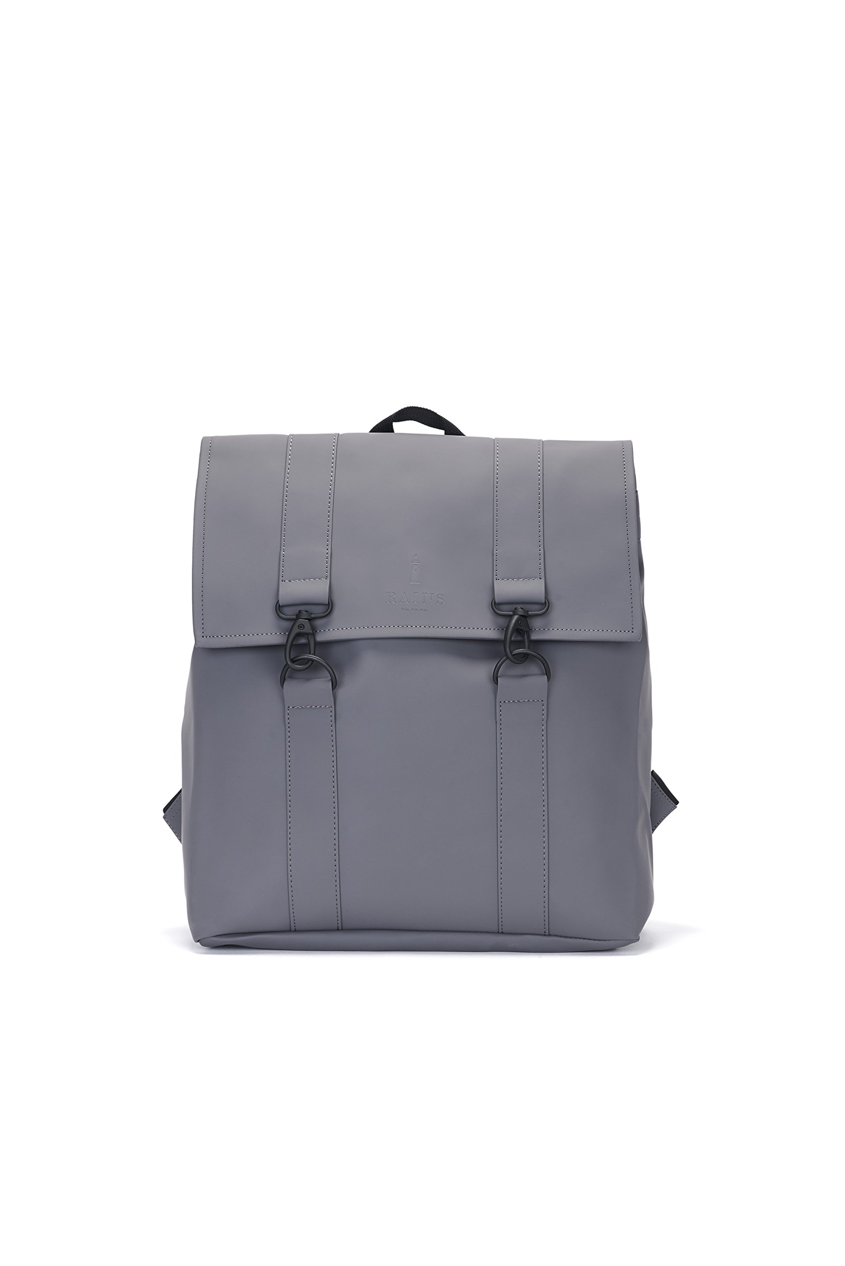 Rains Msn Backpack One Size Smoke