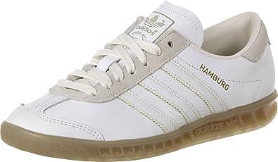 adidas Hamburg Shoes FTWR White 39 13: