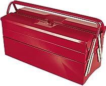 Tayg Caja herramientas metálica n. 505: Amazon.es: Bricolaje y ...