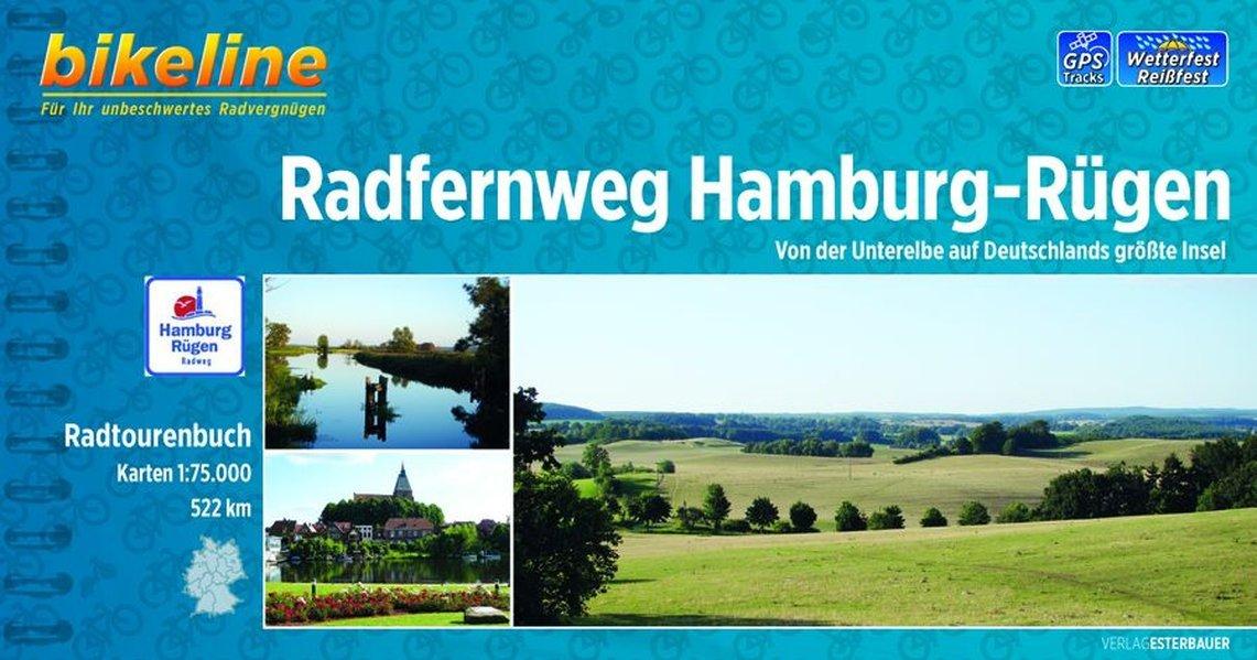 Hamburg - Ruegen Radweg Durch Mecklenburg - Vorpommern: BIKE.203 PDF