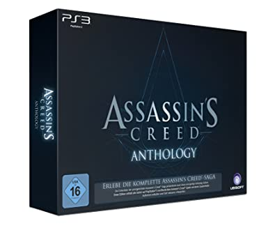 46b79f445c Assassin's Creed Anthology Edition (exklusiv bei Amazon.de ...