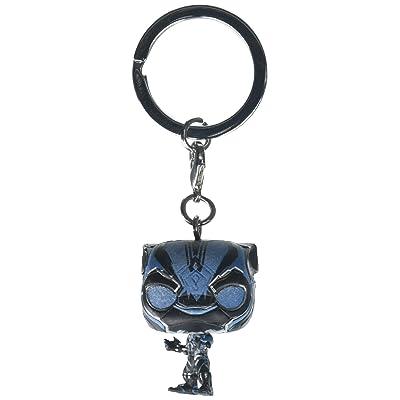 Funko Pop Keychain: Black Panther Erik Killmonger Collectible Figure: Funko Keychains:: Toys & Games