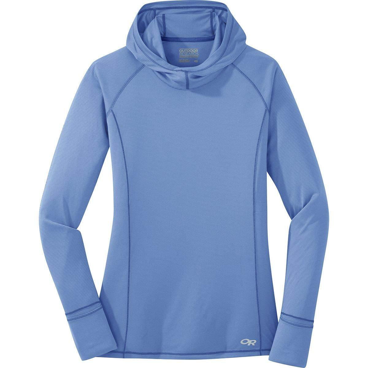 Outdoor Research Women's Echo Hoody, Hydrangea, Large by Outdoor Research