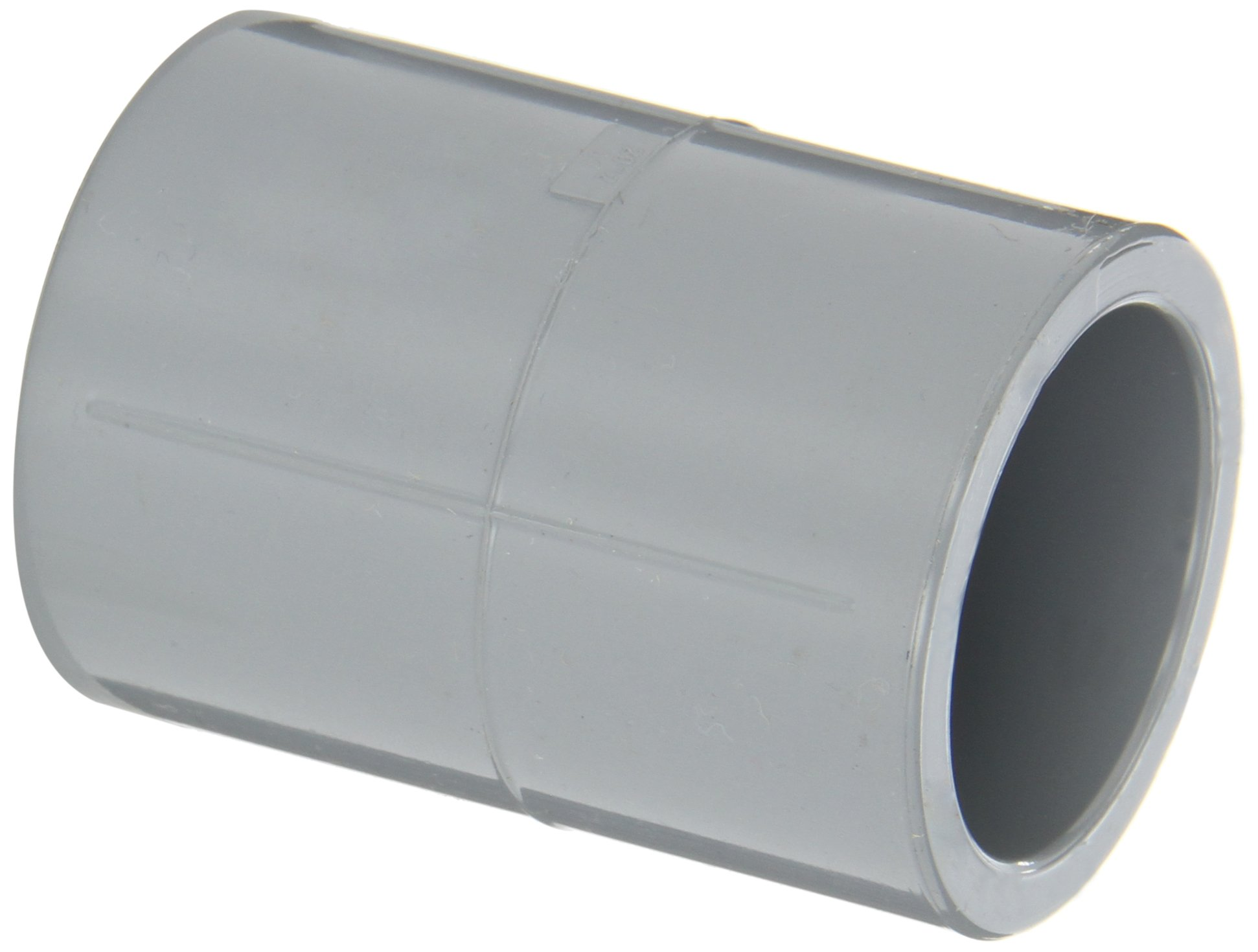 1 Slip Socket GF Piping Systems CPVC Pipe Fitting Schedule 80 Gray Van-Stone Flange