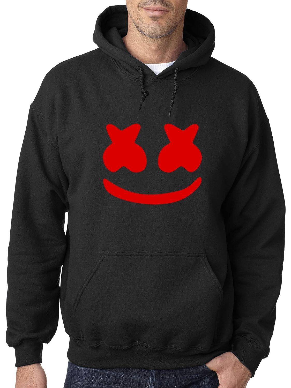 New Way 1124 Youth T-Shirt Marshmello DJ Smiley Face